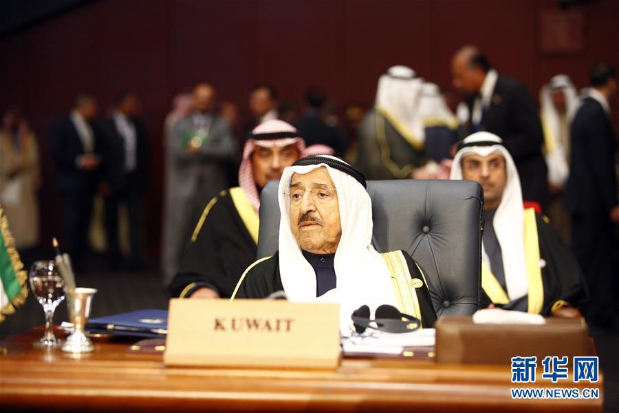 (國際)科威特埃米爾薩巴赫去世