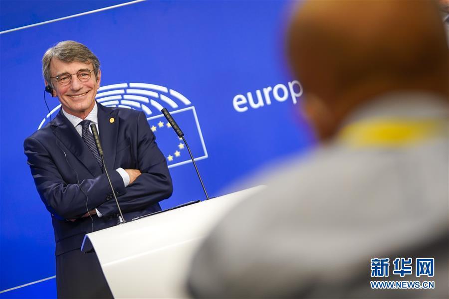 (国际)(1)欧洲议会议长萨索利宣布自我隔离