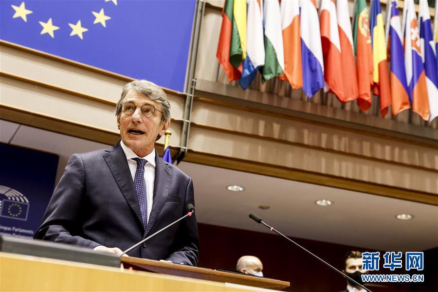 (国际)(4)欧洲议会议长萨索利宣布自我隔离
