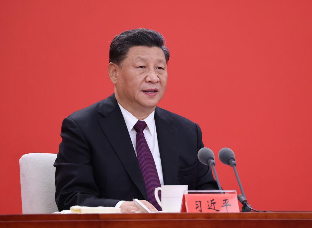 习近平讲话向世界展示中国信心与决心