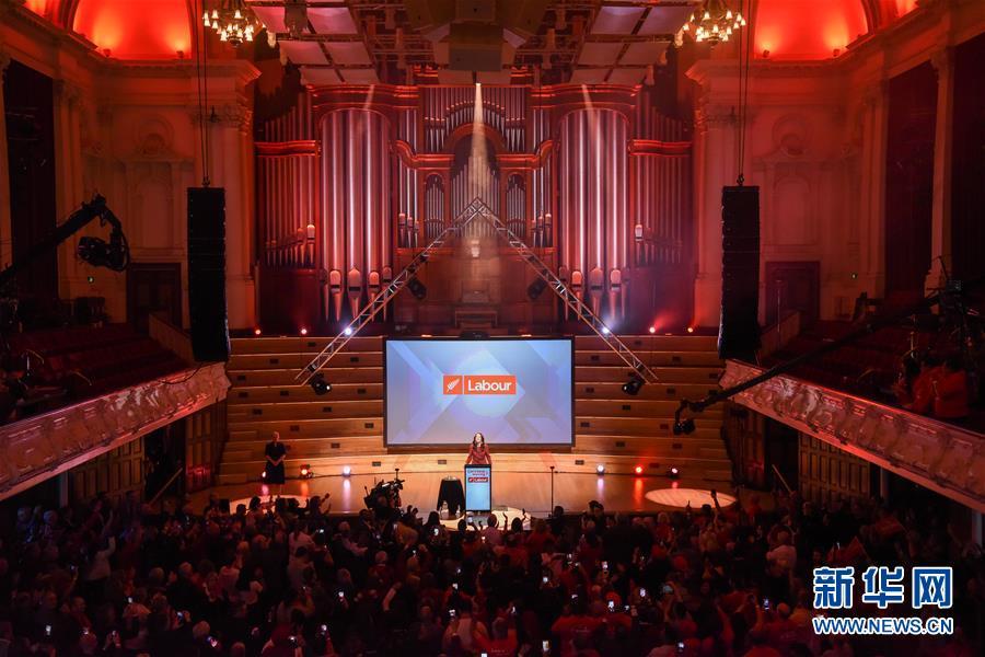 (国际)(1)新西兰工党在议会选举中获胜