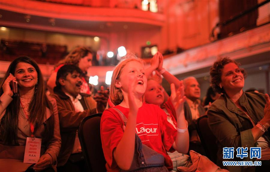(国际)(2)新西兰工党在议会选举中获胜