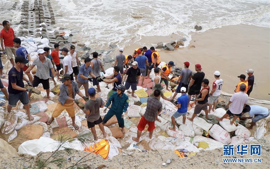 (國際)(4)越南中部等地暴雨災害已致105人死亡