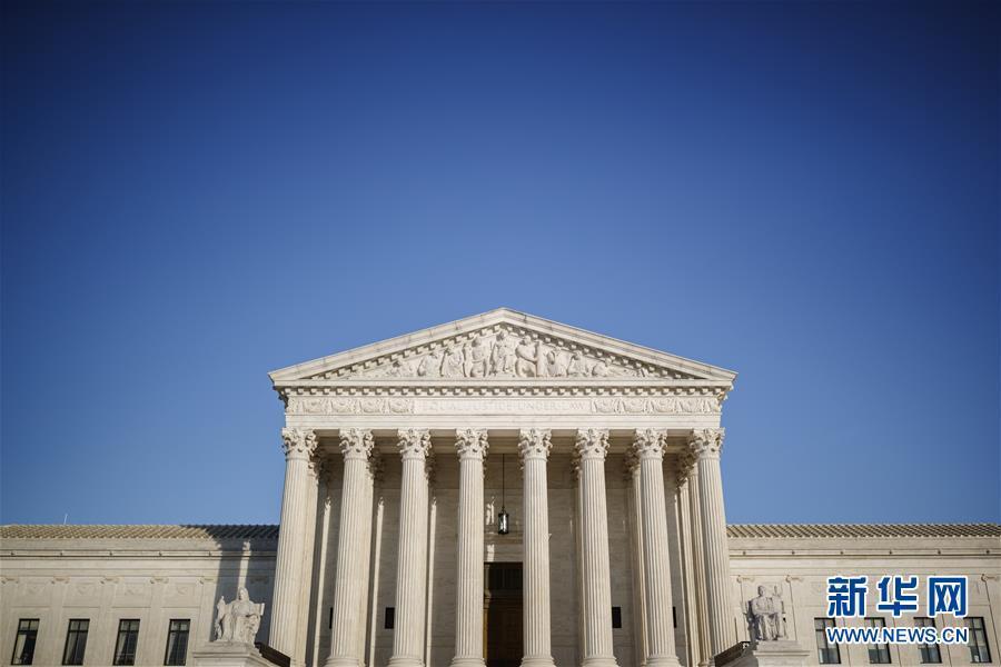 (國際)(2)美國國會參議院批準巴雷特任聯邦最高法院大法官