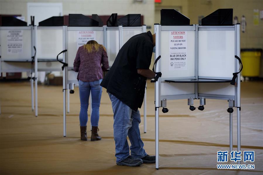 (国际)(2)华盛顿启动2020美国大选提前投票