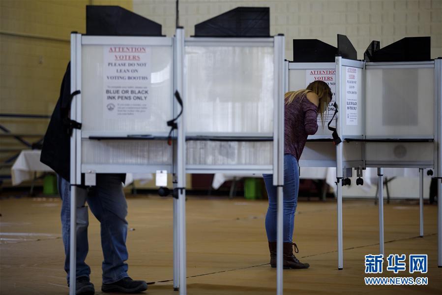(国际)(5)华盛顿启动2020美国大选提前投票