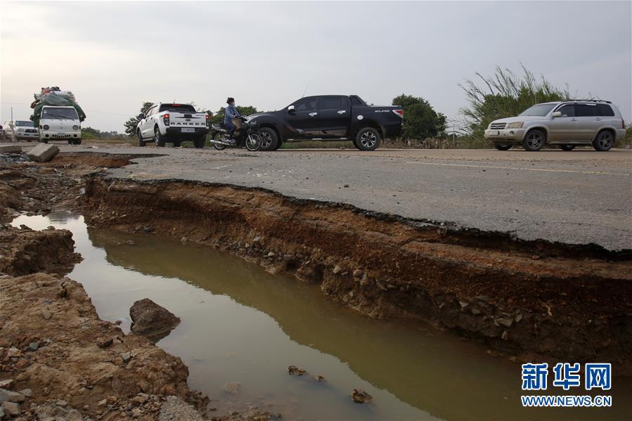 (國際)(3)柬埔寨洪災已致44人死亡