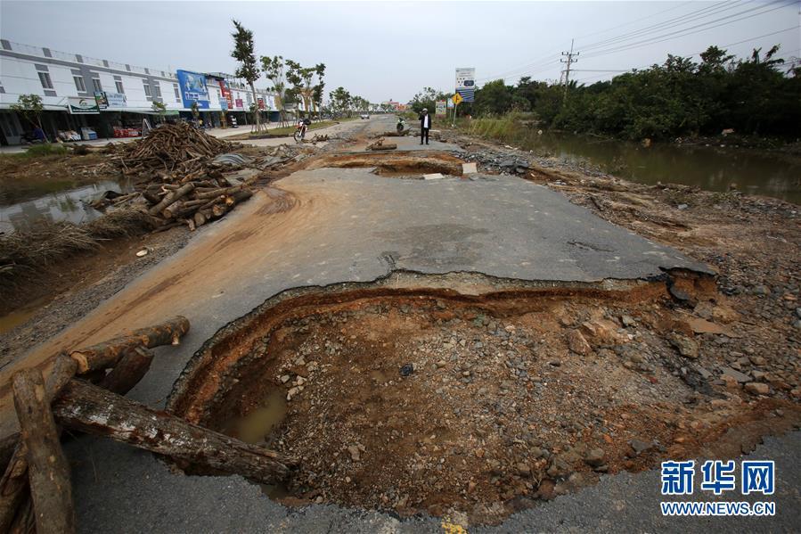 (國際)(4)柬埔寨洪災已致44人死亡