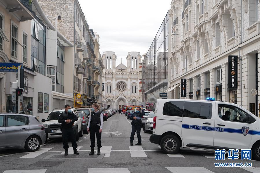 (國際)(3)法國尼斯發生持刀傷人事件 至少3人死亡