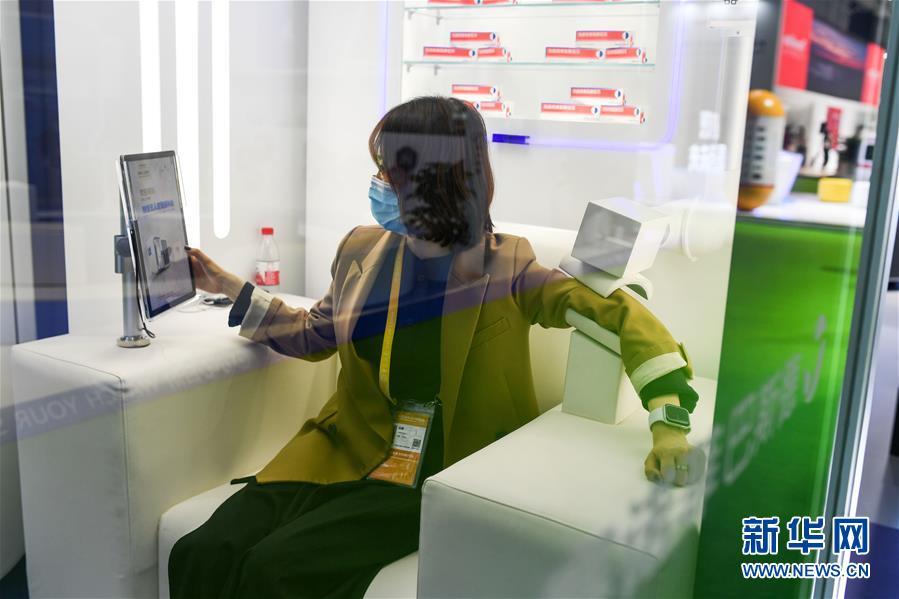 (第三屆進博會)(1)聚焦全球抗疫新技術