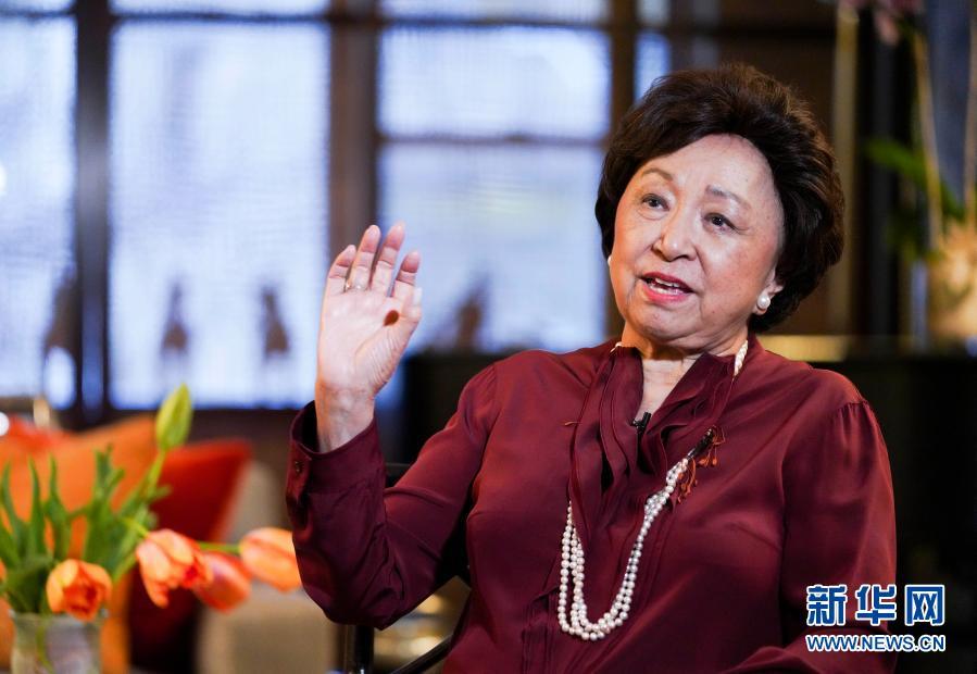 美國知名華人社會活動家楊雪蘭逝世