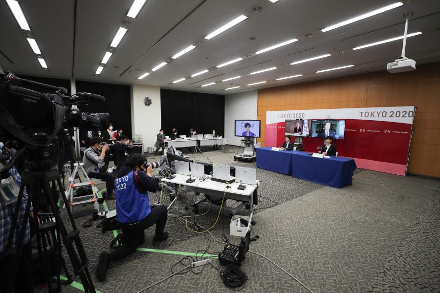 """东京奥运会基本排除""""闭门""""举行 3月底决定海外观众能否入场"""