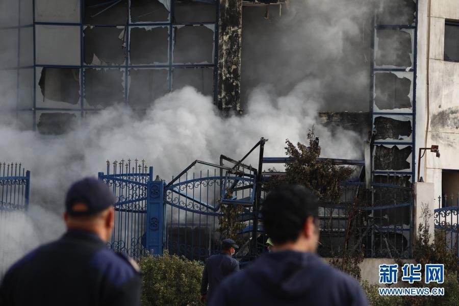 埃及一制衣厂产博亿登录生火警致20人灭亡