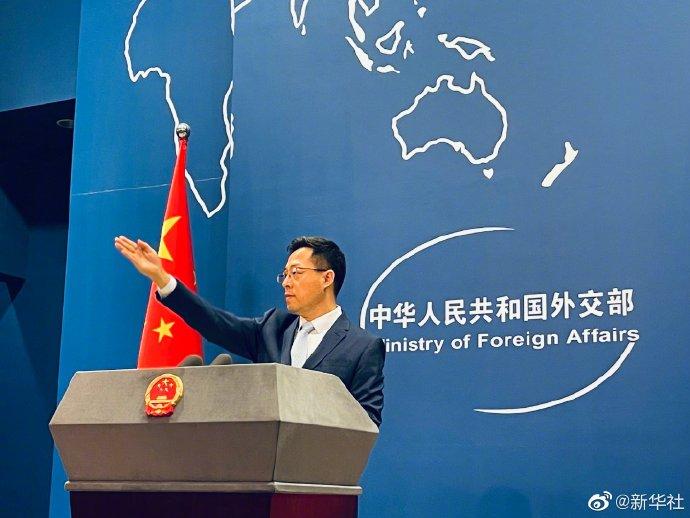 赵立坚问美国为什么担心各国人士参加北京冬奥