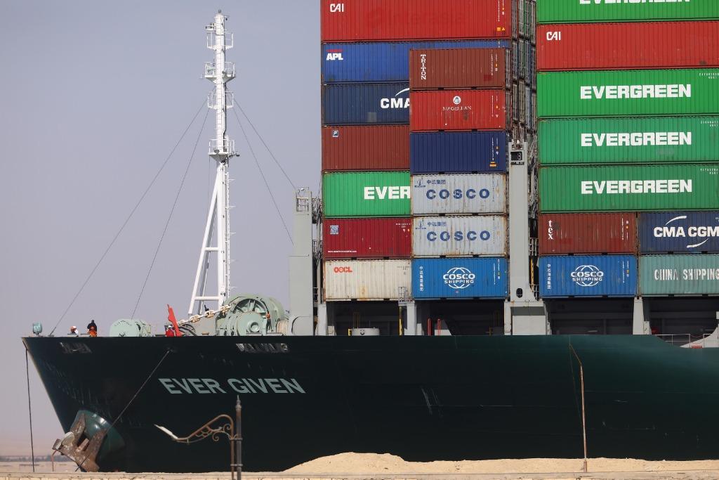 """埃及法院驳回""""长赐""""号船东上诉 官司""""拉锯""""或将持续"""
