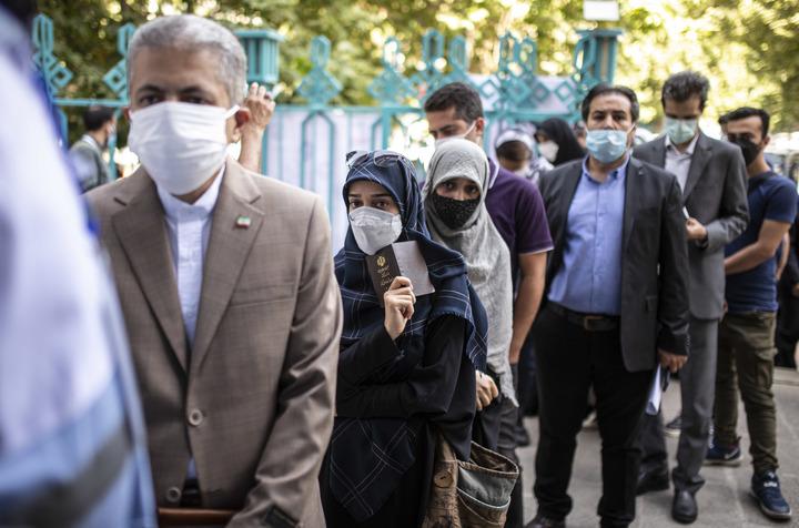 全球连线 | 直击伊朗总统选举