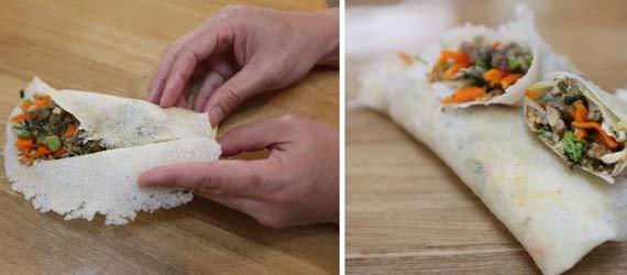 新絲路·新夢想·絲路美食 ——泉州潤餅菜