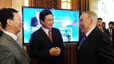 納扎爾巴耶夫接受新華網獨家訪談