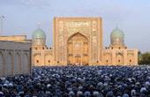 烏茲別克斯坦慶祝開齋節