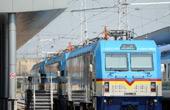 中國貨運電力機車出口烏茲別克斯坦