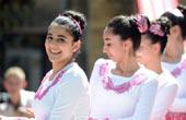 本網獨家:烏茲別克斯坦舉辦外交使團文化美食節
