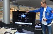 荷蘭公司在巴塞羅那推廣太空旅遊