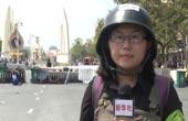 記者手記:M16槍口離我只有一米