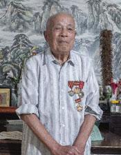 祁政:一位老兵的光榮回憶