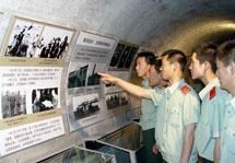 侵華日軍海拉爾要塞北山遺址