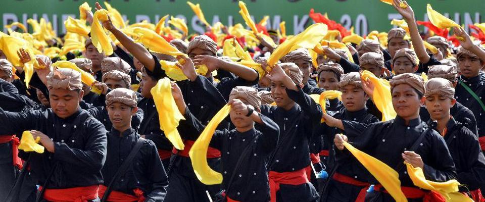 文萊舉行國慶30周年大型慶典活動