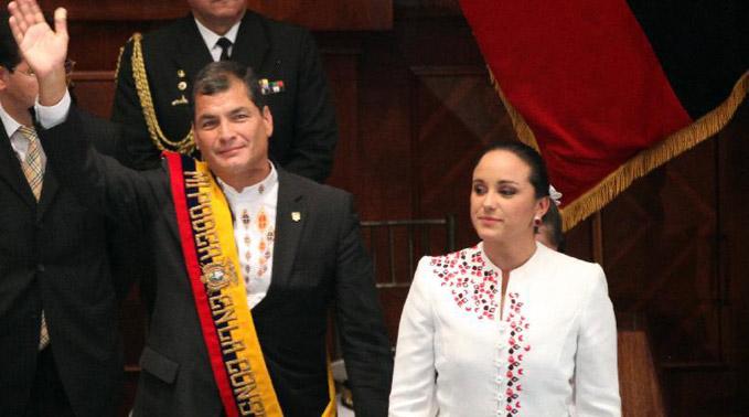 新聞人物:厄瓜多爾共和國總統科雷亞