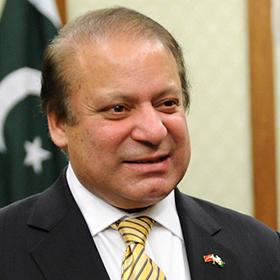 專訪巴基斯坦總理謝裏夫