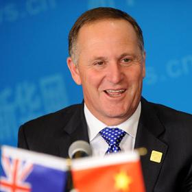 新西蘭總理通過新華網與網民在線交流