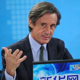 專訪聯合國副秘書長彼德·朗斯基