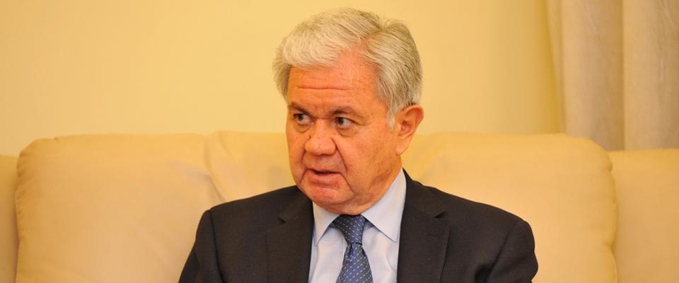 專訪塔吉克斯坦駐華大使拉希德·阿利莫夫