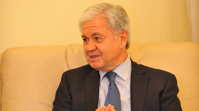 塔吉克斯坦駐華大使阿利莫夫接受新華網專訪