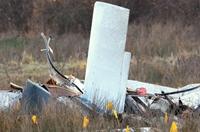 一架飛機在法國西北部降落時墜毀致4人死亡