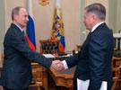 俄官方發布普京工作照力證其未生病