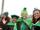 英國倫敦開始慶祝聖帕特裏克節