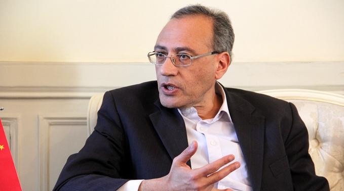 """埃及駐華大使阿米爾接受新華網獨家""""兩會""""訪談"""