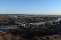 初春的俄羅斯金環城市——弗拉基米爾