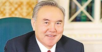哈總統稱哈中運輸合作正蓬勃發展