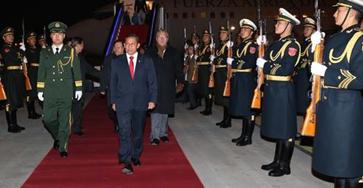 2014年:秘魯總統烏馬拉訪華