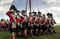 滑鐵盧戰役200周年紀念活動拉開帷幕
