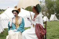 滑鐵盧:200年前的時裝是啥樣?