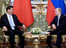 習近平出席俄紀念衛國戰爭慶典並訪三國(2015.5.7-5.12)