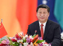 習近平出席G20峰會並訪澳大利亞等三國(2014.11.15-11.23)