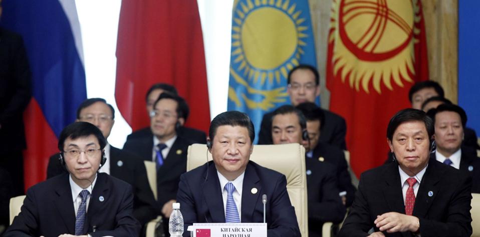 [資料圖]上海合作組織成員國元首理事會第十三次會議