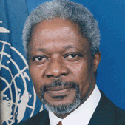 第七任聯合國秘書長安南