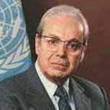聯合國第五任秘書長德奎利亞爾